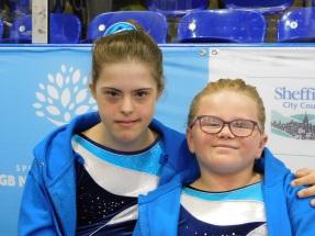 Gymnast's 3